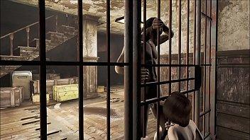 Fallout 4 Behind bars