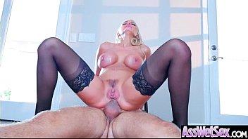 (Kenzie Taylor) Big Curvy Butt Girl Enjoy On Cam Deep Anal Sex video-20