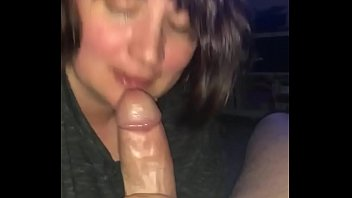 Neighbor says she wants to learn how to suck dick better