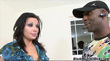 Chubby MILF Gets a Black Cock