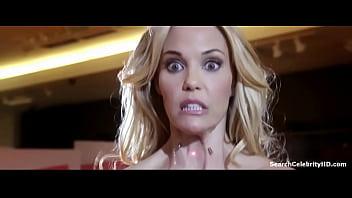 Lesile bibb nude Leslie bibb in salem rogers 2015