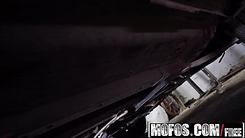 Mofos - Ebony Spinners Deepthroat Discount starring (Kendall Woods)