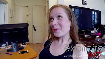 Casting In Pov With A French Debutante