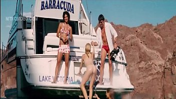 Celeb Kelly Brook Nude And Wet In Piranha 3D