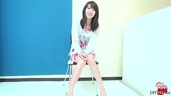 Shy Japanase Cutie Peeing in Front of Camera thumbnail