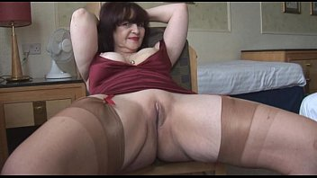 Mature thickness tease