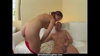 DirtyStepDaughter - Fucking My Stepdaughter Riley Shy In Pigtails