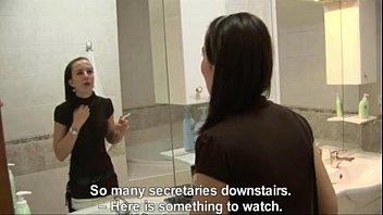 Jeux vid o sexy Suertudo follando 4 secretarias