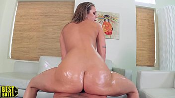 BEST BUTTS : Tiffany Watson bubble butt booty rides Laz Fyre