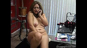 Phone and cam sex chatline - Dirty talking chubby amateur