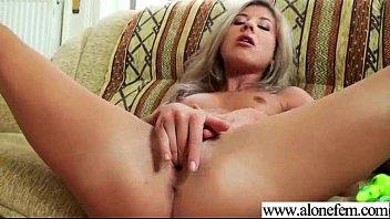 (victoria) Gorgeous Alone Girl Masturbating With Sex Stuffs mov-30