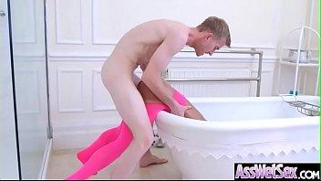 Anal Intercorse With Round Big Ass Naughty Girl (Kiki Minaj) clip-21