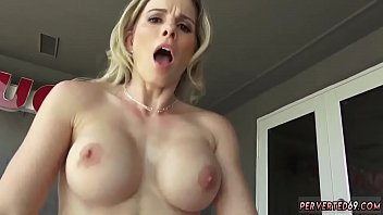 Big tits mom in lingerie fucking Cory Chase in Revenge On Your Father