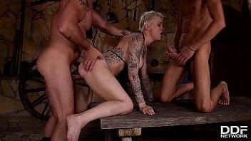 Angela david porn star Blonde slut mila milan dp rough sex domination