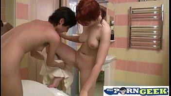 Rub a dub dub two chicks in The Tub