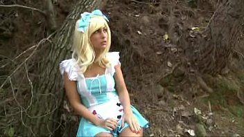 Madela in style breast Alice in wonderland w simona style by lucius