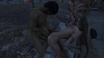 Adult mods for fallout 3 Fallout 4 multi pillory fuck