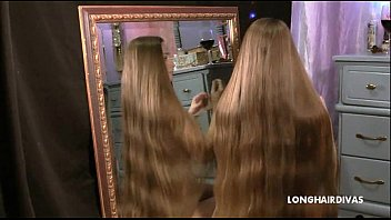 Longhaired porn Mirror mirror