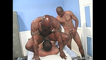 Black gay porn on iphone Amateur white guy gets gangbanged by black dudes