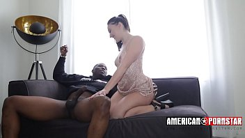 Mandy Muse get her Ass filled with Rob Piper's Monster Meat and Cum