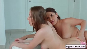 Deep anal and pussy fingering with sexy lebians Ellen Betsy and Lina Mercury