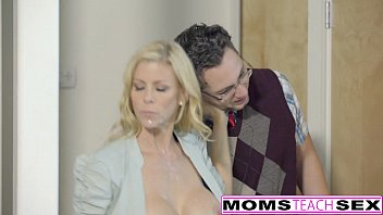 Lucky Son Fucks Step-Mom Alexis Fawx Then Teen Lily Rader