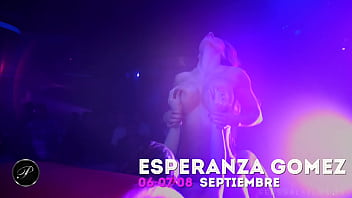 EsperanzaGomez En Platinum Club 2016 thumbnail