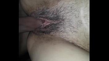 Fernanda Fetiche  Antes da depilação  peludinha tambem é bom!!!