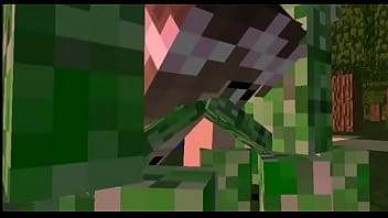 Minecraft porno 3