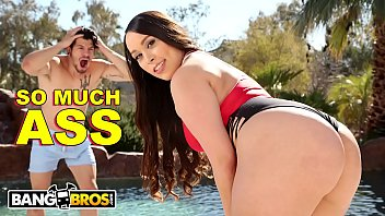 Ass parade pool Bangbros - bambino falls in love with alycia starr and her fantastic big ass