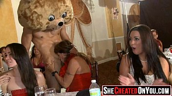 32 Milfs take loads in the face at secret sex party 19