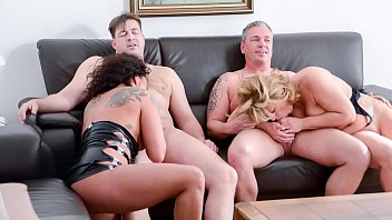 Hot milf does orgy Letsdoeit - german swingers share their hot wives