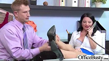 (casey cumz) Sexy Big Round Tits Girl Bang In Office mov-11