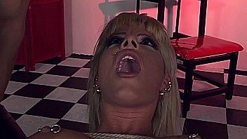 Bratty Sandra gets female training and sadistic education. Part 1.