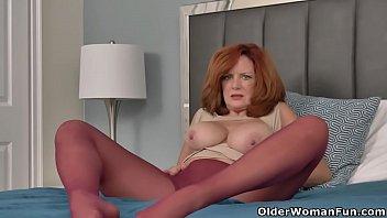 An older woman means fun part 397
