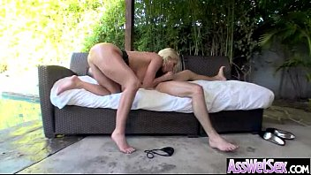 Amazing Sex With Big Oiled Ass Girl Vid-04