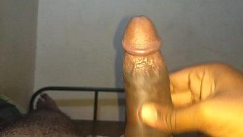 my husband friend doing jerking hot cum selfi