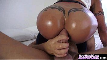 Ass nail Big ass girl jewels jade get oiled and analy nail vid-16