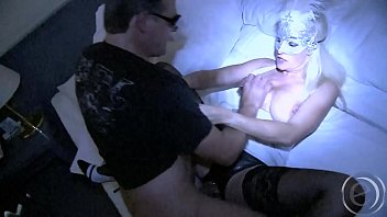 Masks - Marina Montana loves role-playing and games with fuck-ending
