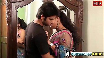 Indian hot teacher in pink bra and sari seducing young boy hardcore | homemade | aussie | samll