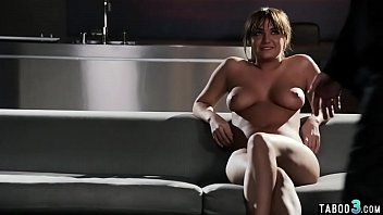 Busty fslave wired Milf housewife proves that she is not wearing a wire