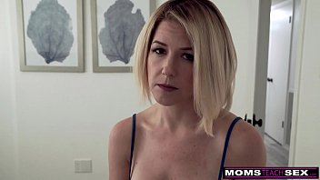 Covering moms tits with sons cum Step mom sit there and try not to play with yourself s12:e8