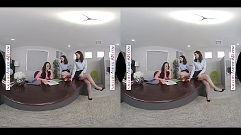 Naughty America - Office Anal Session with Casey Calvert, Jane Wilde, and Jennifer White