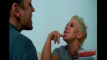 Mistress Khati Tortures Her Slave #3