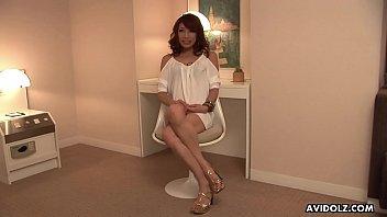 Japanese Fuck Doll, Anna Sayori Is Comparing Two Dicks, Uncensored