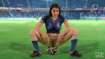 Sexi Italian Babe World Cup -  www.cams4sex.xyz Thumb