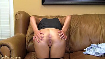 Girl spread pussy Teen girl strips and spreads pussy at casting interview