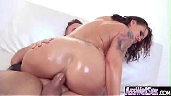 Anal Sex With Naughty Big Ass Girl (Eva Angelina) video-13 video