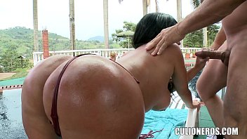 Sandras secret milf Big butt colombian milf