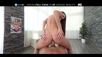 BaDoink VR Gaping Anita Bellini's Asshole With Fat Cock VR Porn